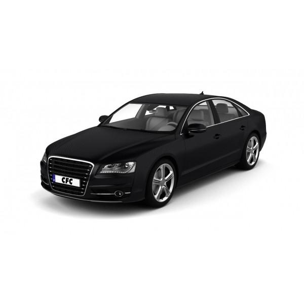 Car wrap folie CFC Designfolie carbon black 50x1.22m