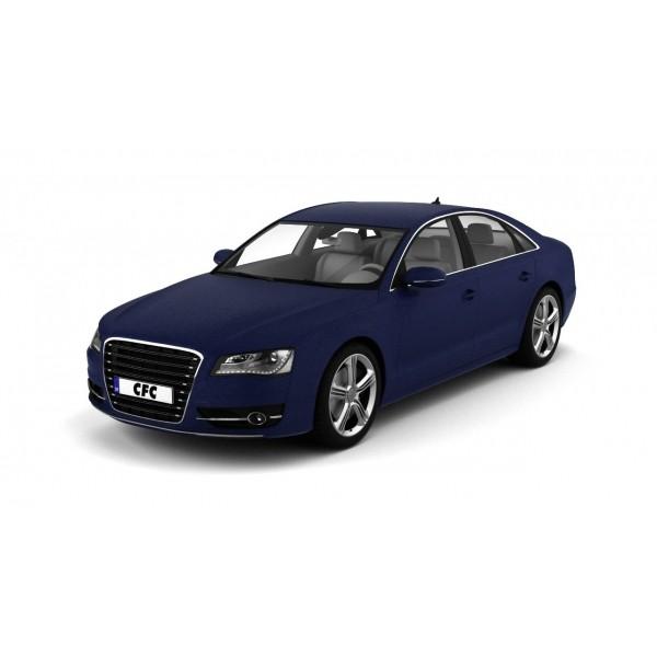 Car wrap folie CFC serie 800 Brushed steel blue 152x100cm