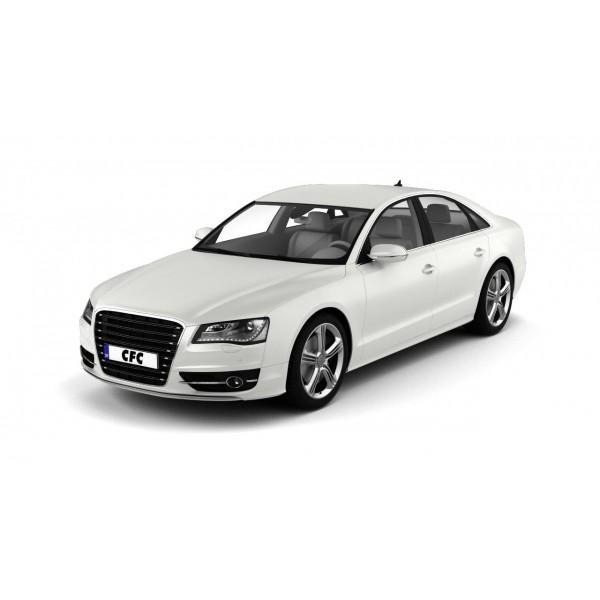 Car wrap folie CFC Designfolie carbon-white 122x100cm