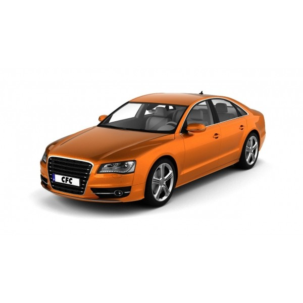 Car wrap folie CFC serie 400 orange metallic 25x1.37m