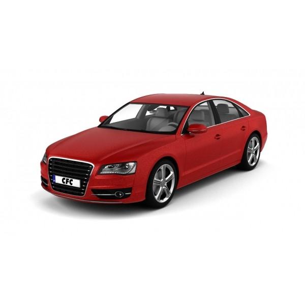 Car wrap folie CFC Designfolie Glitter Red 122x100cm