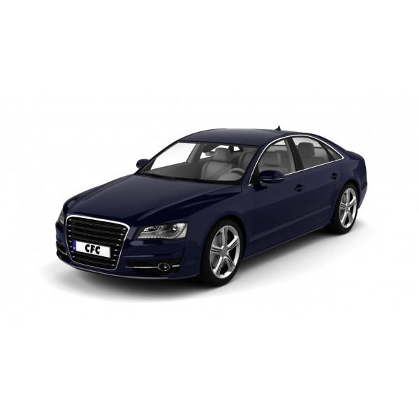 Car wrap folie CFC serie 400 glans indigo blue 152x100cm