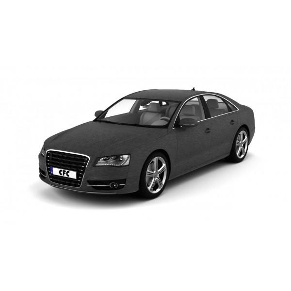 Car wrap folie CFC Designfolie emboss-black 1,50 x 50 m