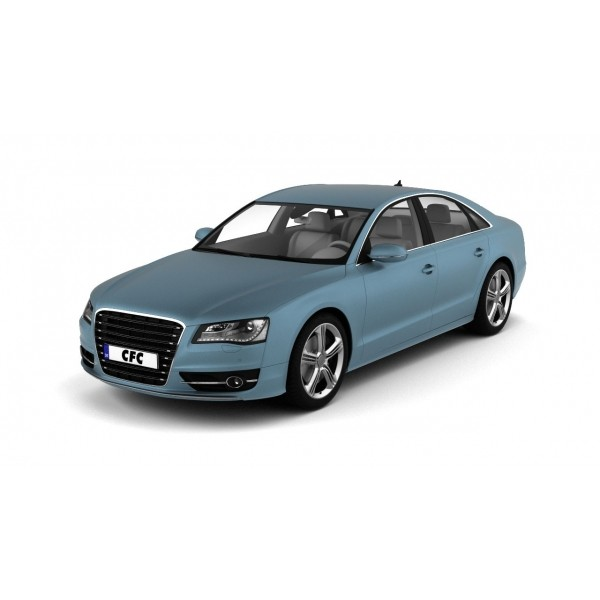 Car wrap folie CFC serie 500 mat Ice Blue Metallic 50x1.52m
