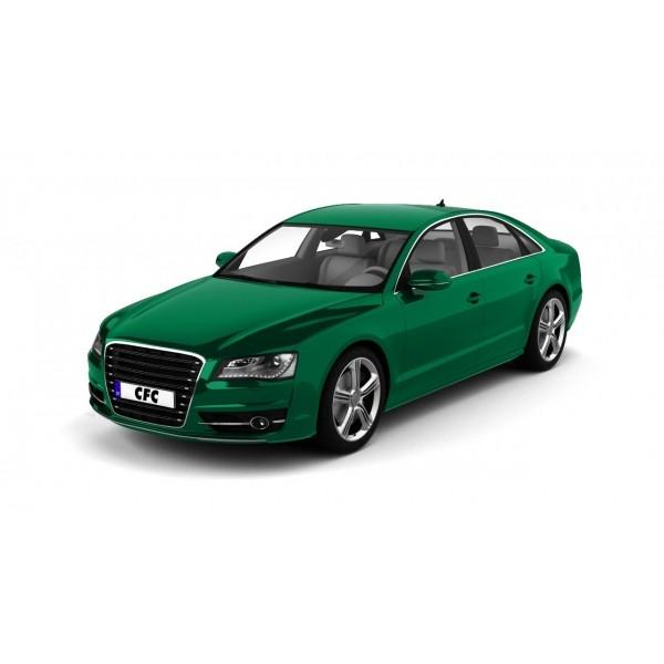 Car wrap folie CFC serie 500 glans green field 152x100cm