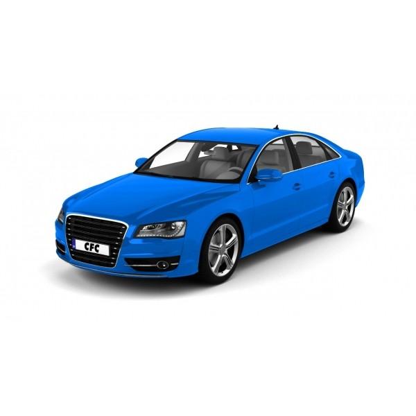 Car wrap folie CFC serie 500 glans blue water 50x1.52m
