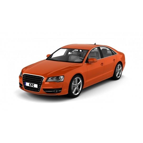 Car wrap folie CFC serie 500 glans orange 152x100cm