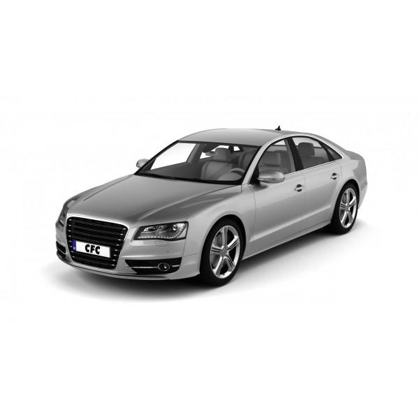 Car wrap folie CFC serie 400 silver metallic 152x100cm