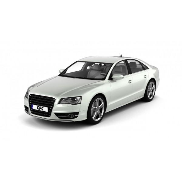 Car wrap folie CFC serie 400 parelmoer pearl white 152x100cm