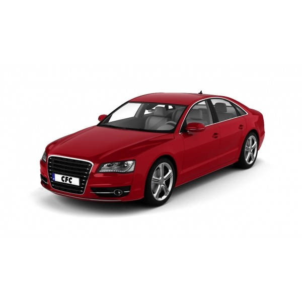 Car wrap folie CFC serie 500 glans Deep red 152x100cm