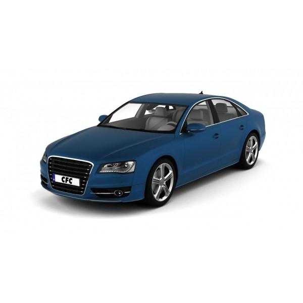 Car wrap folie CFC serie 400 mat blue metallic 152x100cm
