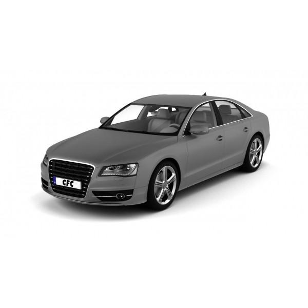 Car wrap folie CFC serie 400 mat silver metallic 152x100cm