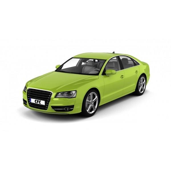 Car wrap folie CFC serie 400 glans lemon green 152x100cm