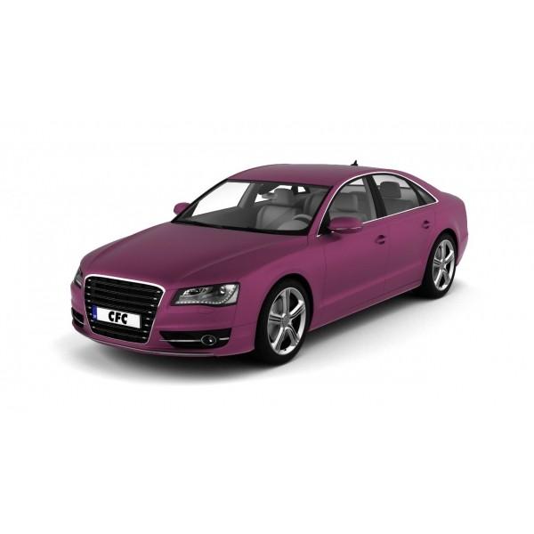 Car wrap folie CFC serie 400 mat Pink metallic 152x2500cm