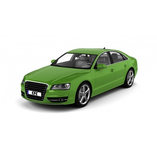 Car wrap folie CFC serie 400 glans grass green 25x1.52m