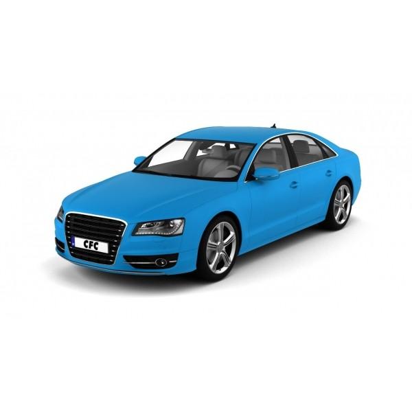 Car wrap folie CFC serie mat Soft Blue 25x1.52m
