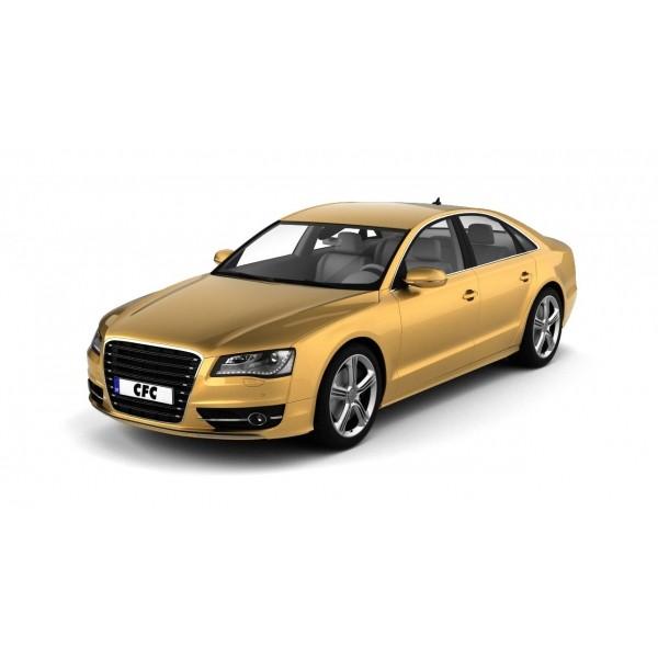 Car wrap folie CFC serie 400 gold metallic 137x100cm