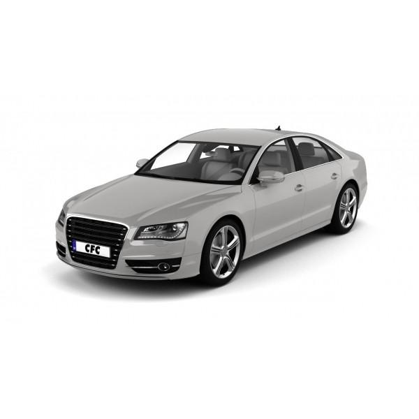 Car wrap folie CFC serie 400 glans soft grey 137x100cm