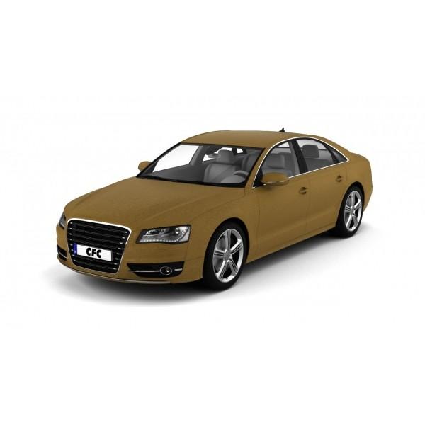 Car wrap folie CFC serie 800 Brushed gold 152x100cm
