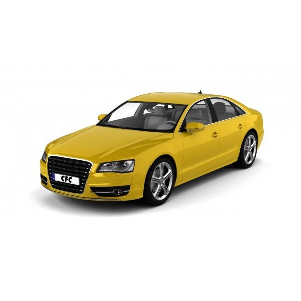 Car wrap folie CFC serie 400 glans yellow cab 152x100cm