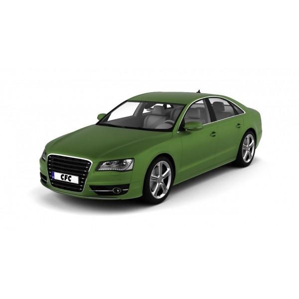 Car wrap folie CFC serie 500 Matt Lime Green Metallic152x100cm